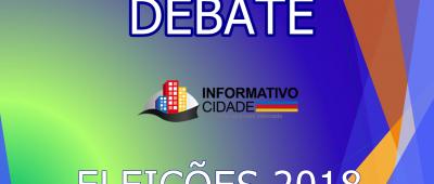 O Jornal Informativo Cidade agradece a todos que assistiram o debate entre os candidatos a Governo de Mato Grosso do Sul