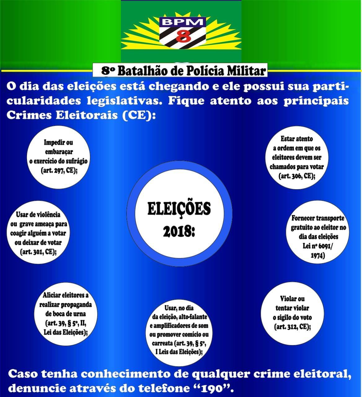 Fique atento aos principais Crimes Eleitorais