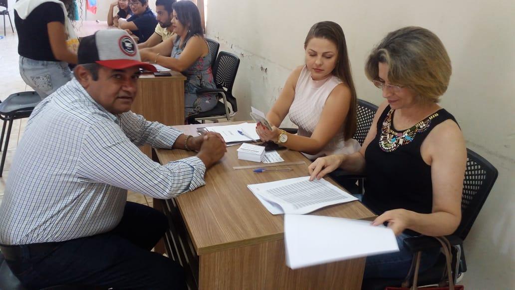 CMDCA juntamente com  a Prefeitura Municipal, realizou neste último domingo a eleição para Conselheiro Tutelar