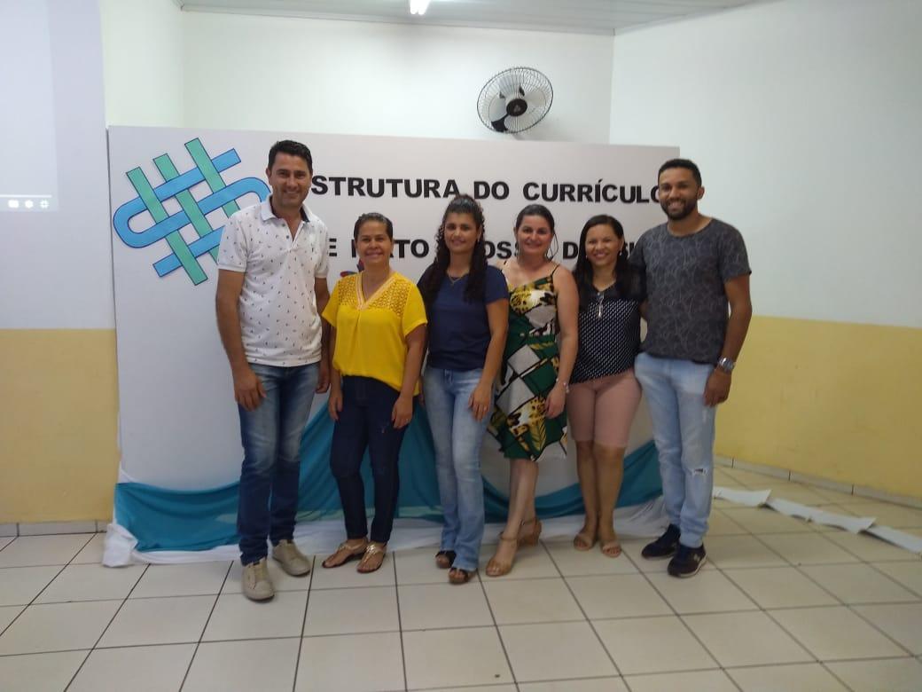 FORMAÇÃO CONTINUADA NA ESCOLA MUNICIPAL IRENE LINDA ZIOLE CRIVELLI