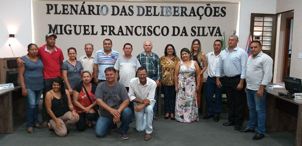 Vereadora Santina faz moção de parabenização aos Organizadores e Feirantes da Feira Livre de Taquarussu