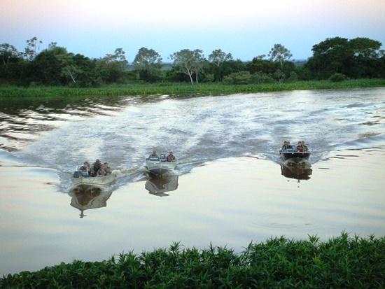 Polícia Militar Ambiental completa hoje (19) 33 anos de proteção aos recursos naturais de Mato Grosso so Sul
