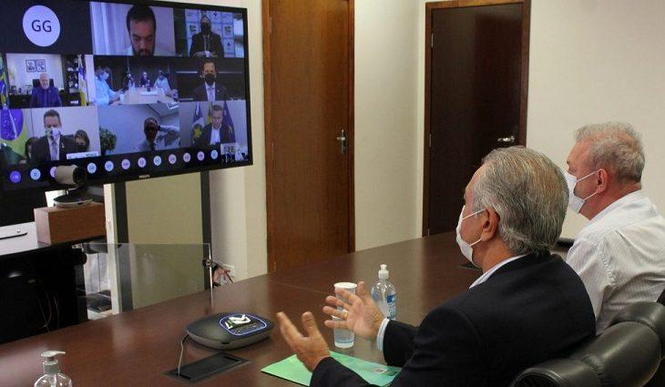 Com ameaça de colapso na saúde, governador determina toque de recolher em MS a partir de segunda-feira