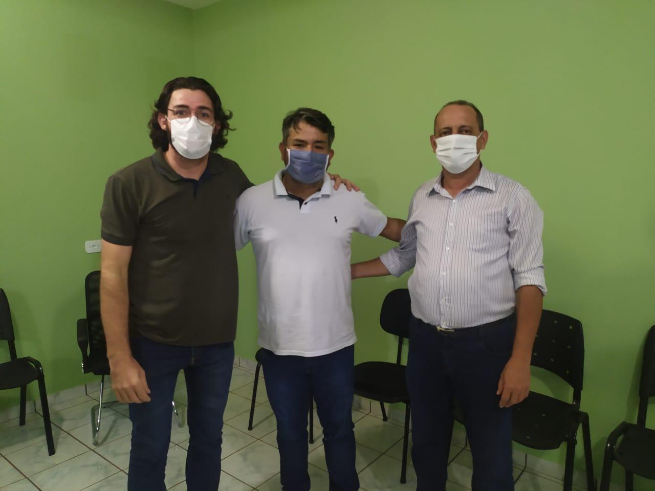 Prefeito Clovis participa de reunião do Codevale