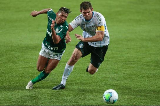 CBF altera horário do jogo entre Grêmio e Palmeiras pela final da Copa do Brasil