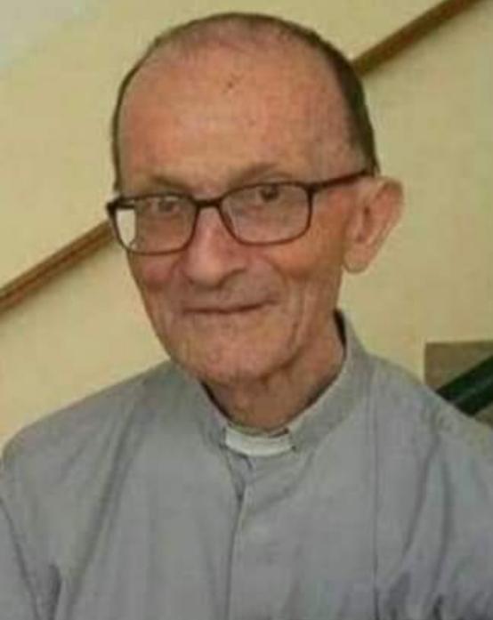 Morre na Itália padre Ângelo Masch, primeiro pároco de Taquarussu