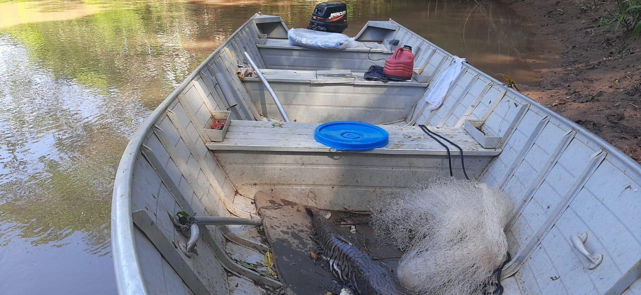 Polícia Militar Ambiental autua 37 pessoas, apreende 352 kg de pescado e aplica R$ 79 mil em multas na Operação Piracema