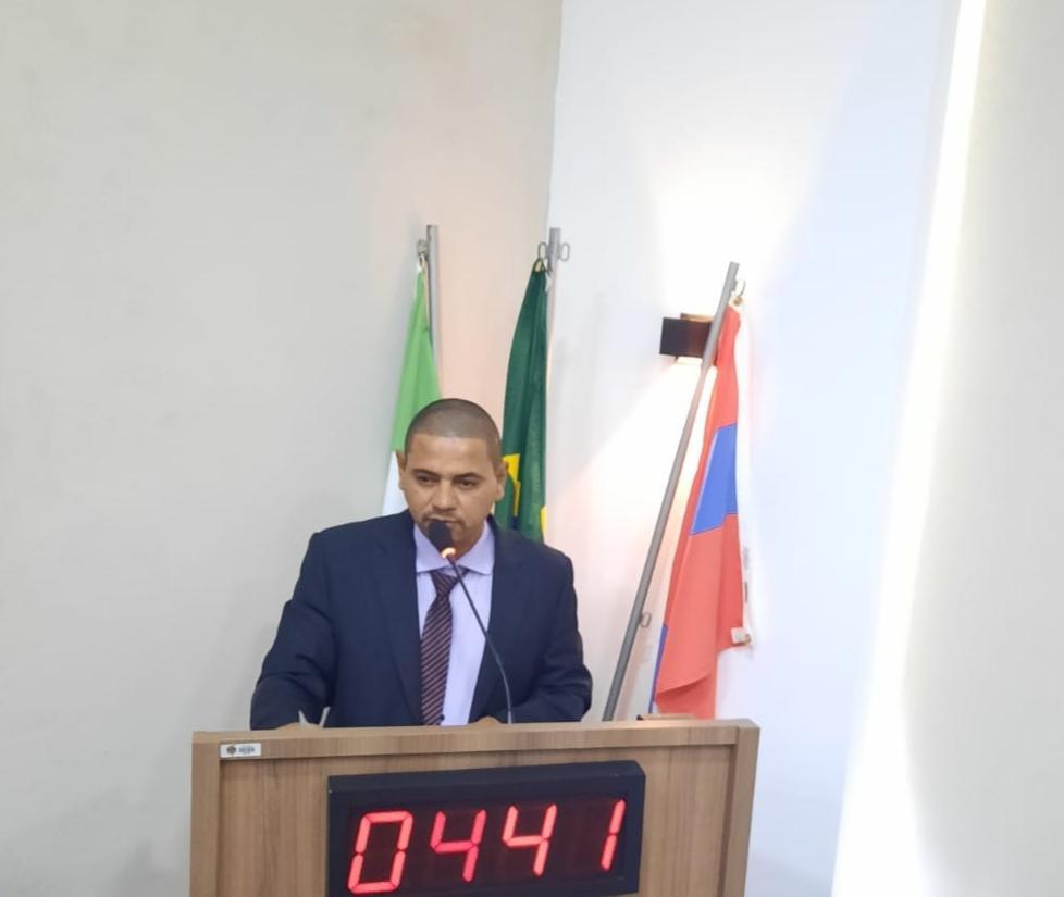Presidente da Câmara de Taquarussu elabora Projeto de Lei Cidade Vigiada