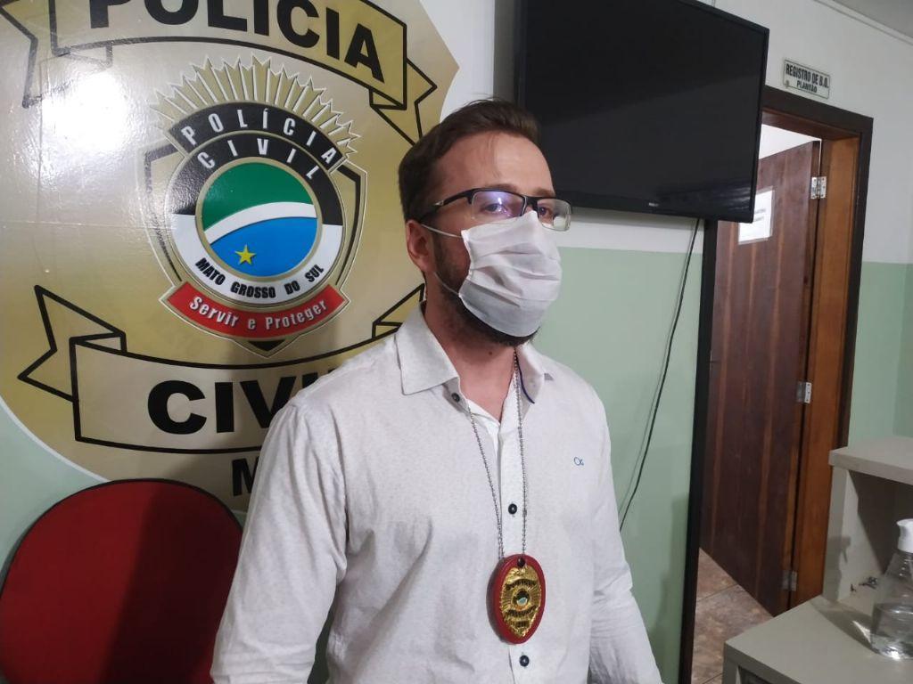 Delegado intima irmão de Fernanda Ribeiro por postagem no Facebook para angariar fundos para investigação