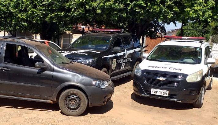 Ex-morador de Nova Andradina que responde furto de gado, é preso em Andradina (SP) por furto de veículo