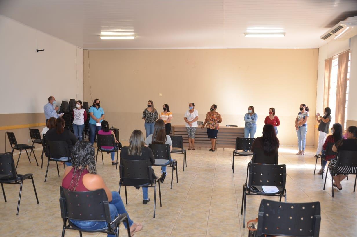 Novos conselheiros do CMDCA foram empossados em Taquarussu